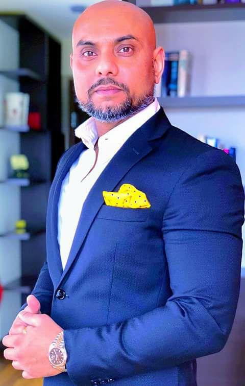 rakesh founder